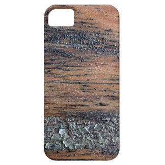 Old Varnished Wood Image. iPhone 5 Case