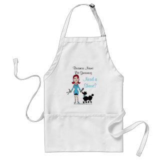 OLD VERSION: Need a Shave? See NEW Design Adult Apron