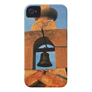 Old village church on the island Pag in Croatia Case-Mate iPhone 4 Case