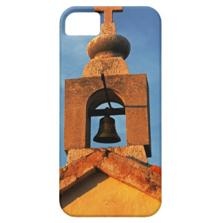 Old village church on the island Pag in Croatia iPhone SE/5/5s Case
