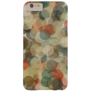 Old Vintage Abstract Coins Design Barely There iPhone 6 Plus Case