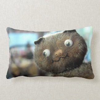 Old Vintage Adorable Funny Cat Toy Kids Pillow