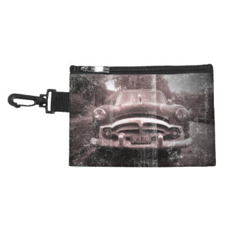 Old Vintage Car Accessory Bags
