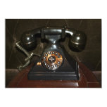 Old Vintage Dial-up Phone Personalized Invitation