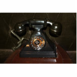 Old Vintage Dial-up Phone Photo Cut Outs