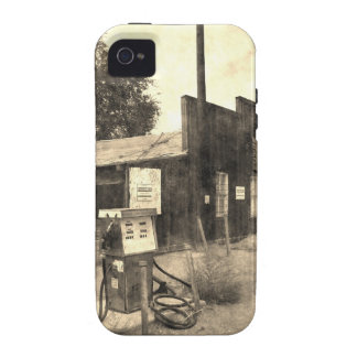 Old Vintage Gas Station iPhone 4/4S Cases