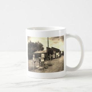 Old Vintage Gas Station Coffee Mug