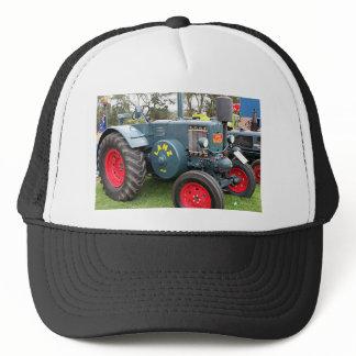 Old vintage Lanz Bulldog tractor farm machinery Trucker Hat