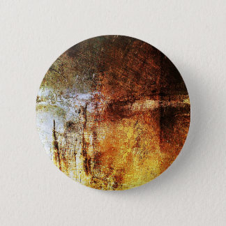 old vintage paper rusty brown art burn smoke Abstr Button