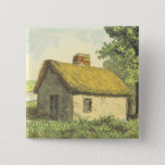 [ Thumbnail: Old, Vintage, Rustic Cottage With a Thatched Roof Button ]
