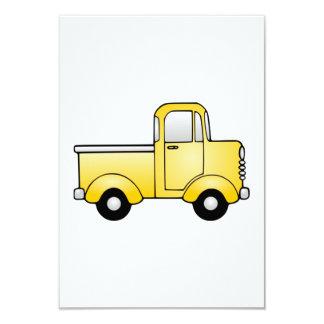 Old Vintage Truck Custom Invitations