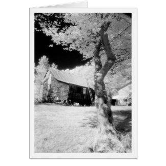 Old Virginia Barn 6 Card