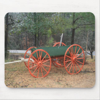 Old Wagon Country Mouse Pad