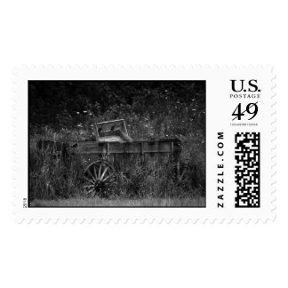 Old Wagon USA Forever Postage Stamp