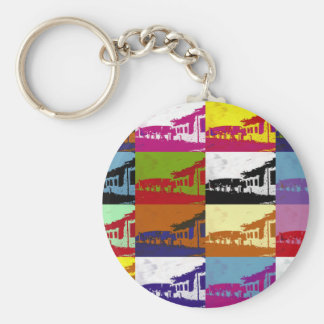 OLD WALES KEYCHAIN