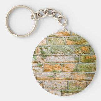 Old Wall Keychain