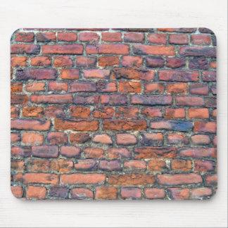 Old Wall Texture Of Bricks Mousepad