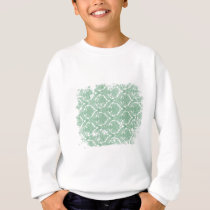 Old Wallpaper Pattern Sweatshirt