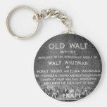 Old Walt Key Chains