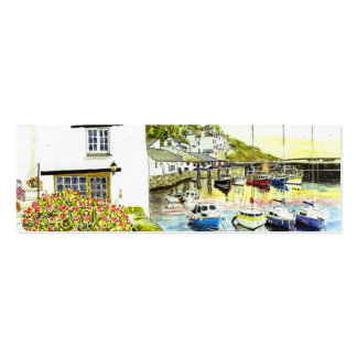 'Old Watch House' Small Bookmark Mini Business Card