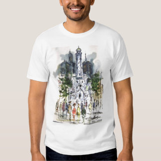 Old Water Tower Tee Shirt