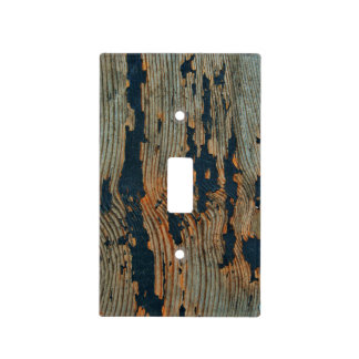 Old Weathered Barnwood Light Switch Plate