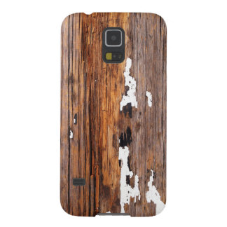 Old Weathered Wood Galaxy S5 Case