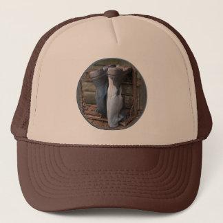 Old Wellies Trucker Hat