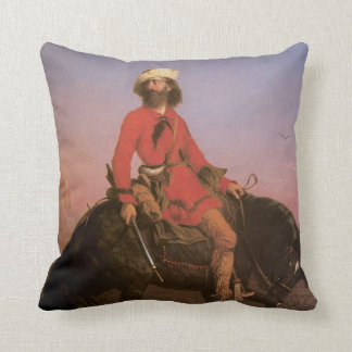 Old West 1844 Long Jakes American MoJo Pillow