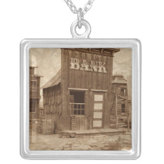 Old West Bank Custom Jewelry