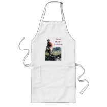 Old West Cook Apron