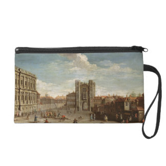 Old Whitehall and the Privy Garden Wristlet