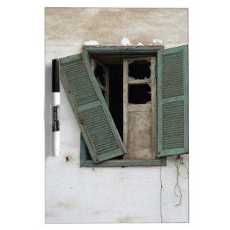 old window Dry-Erase whiteboards