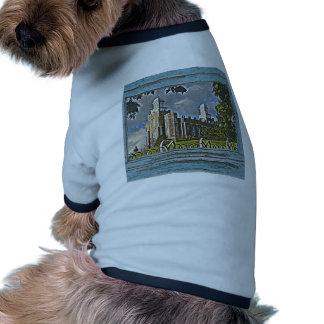 Old window Logan temple 2 Dog Tee Shirt