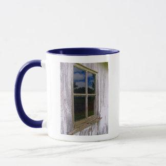 Old Window Mug
