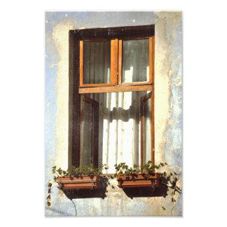 Old window photo art