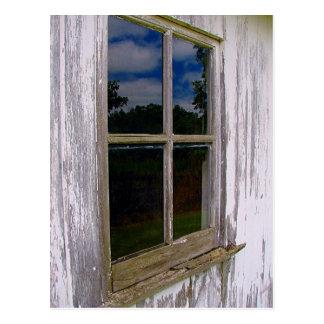 Old Window Postcards