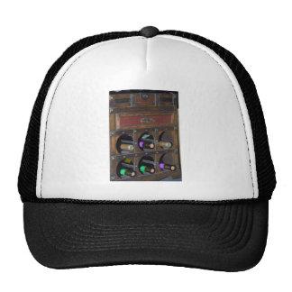 old wine cabinet trucker hat