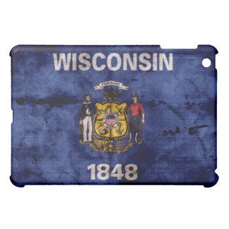 Old Wisconsin Flag iPad Mini Cases