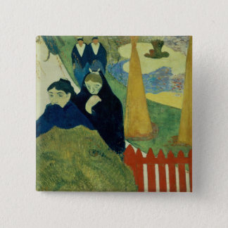 Old Women of Arles, 1888 Button