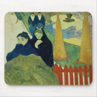 Old Women of Arles, 1888 Mouse Pad