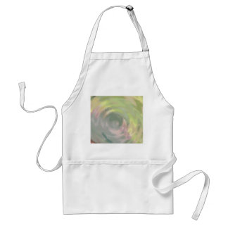 Old Wood Abstract Apron