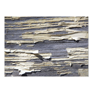 Old wood background card