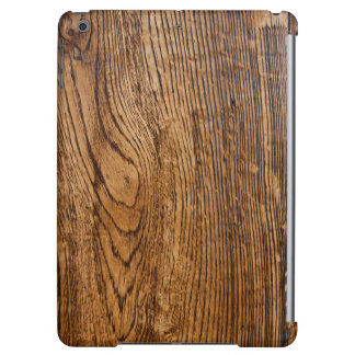 Old wood grain look cover for iPad air