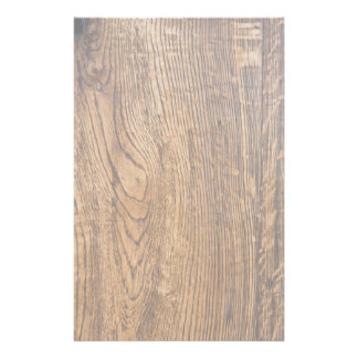 Old wood grain look stationery