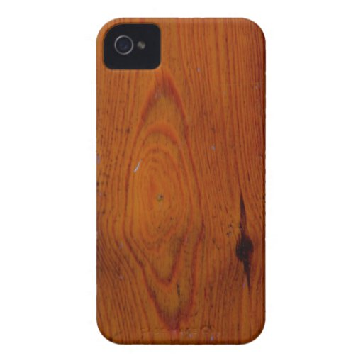 Old wood iPhone 4 cover