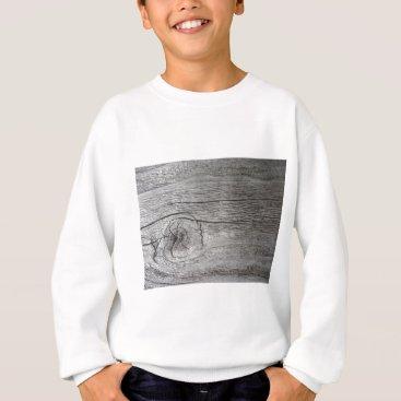 CellPhoneMadness Old wood pattern sweatshirt