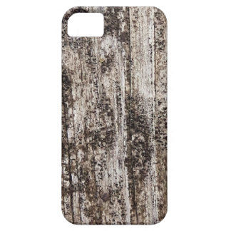 Old Wood Print iPhone SE/5/5s Case