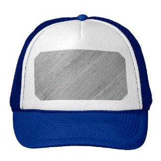 Old Wood Texture Pattern Trucker Hat
