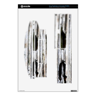 Old Wood Texture PS3 Skin